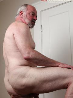 image Hairy gay uncut senior cock jeremiahshane